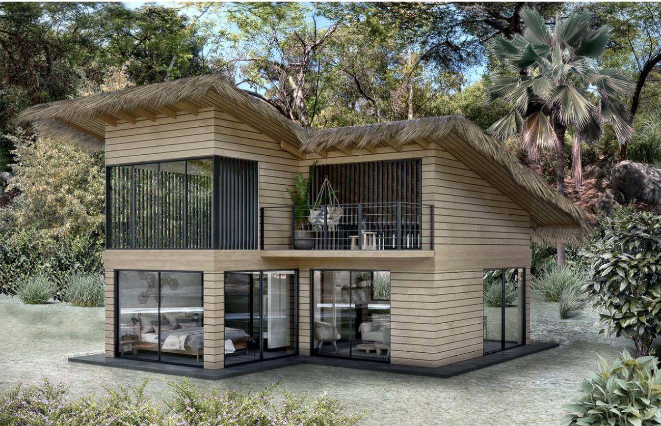 Casa compacta 1, modelo exclusivo en Yanashpa Village, Tarapoto